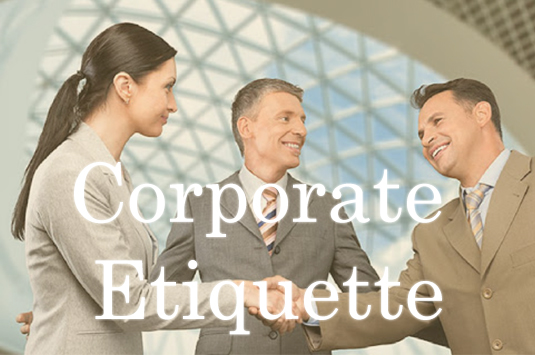 International / Corporate Etiquette & Protocol